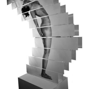 corps en photosculpture